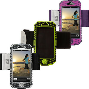 Nathan SonicBoom Armband iPhone 5, 4, 4S Ant+ Phone Holder Gym Running