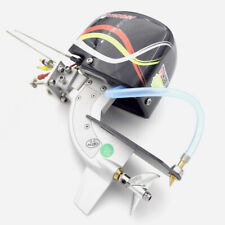 RC Boat Yacht Outboard Motor Engine CNC Propeller Thrust Tail Drive Motor KV3000
