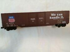 N scale Union Pacific Box Car