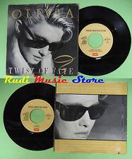 LP 45 7'' OLIVIA NEWTON JOHN Twist of fate Jolene 1983 italy EMI cd mc dvd*