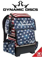 Dynamic Discs Ranger H20 Bag Stars And Stripes. Ships Fast. Free Shipping