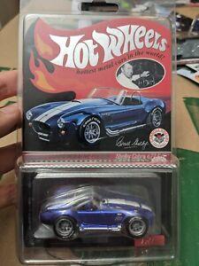 Hot Wheel Shelby Cobra RLC Red Line Club #819/4000