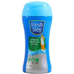 Fresh Step for Pets Cat Litter Crystals In Fresh Scent, 15 Ounces