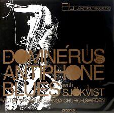 Proprius-lp004-ATR MASTERCUT-Arne domnerus-Antiphone Blues