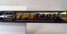 Louisville Slugger 29/19 TPS C405 Plus Lisa Fernandez FP1 Official Softball Bat