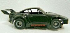 Tyco Slot Car Porsche 935 Black