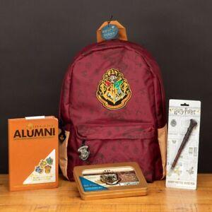 Sac à dos Harry Potter Back to School Poudlard avec ensemble de papeterie inclus