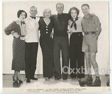 CAROLE LOMBARD Bing Crosby 1934 We're Not Dressing, George Burns, Gracie Allen