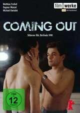 Defa COMING OUT Matthias Freihof Dagmar Manzel remasterizado GAY DVD nuevo RDA