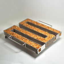 Grillen Aromabox Smoker-Box Smoke Box Räuchersticks Räucherbox
