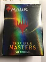Magic the Gathering Double Masters VIP Edition Box Factory Sealed