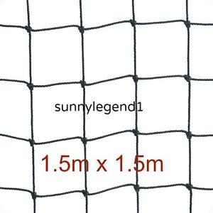 "Scrog Net 1.5m x 1.5m     50mm  2"" Mesh Hydroponics Grow Tent Plant Support"