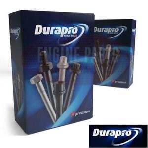 Durapro Cylinder Head Bolt Set Hyundai Getz Accent Excel G4EC G4ED 1.5 1.6 4-Cyl