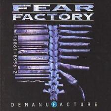 Fear Factory : Demanufacture CD (1995)
