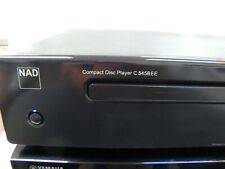 NAD C545BEE CD MP3 Player Wolfson 24 bit/192 kHz Digital to Analogue Converter