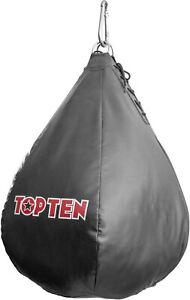 Maisbirne TOP TEN. Ca.19Kg. Boxen, Kickboxen, Muay Thai, MMA. Boxsack, Boxbirne