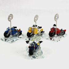 DLM26065 Portafoto Memo Clip in vetro con Vespa Moto bomboniera