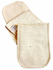 """30""""/76 CM PLAIN OVEN GLOVE SINGLE SIDED POCKETS PROFESSIONAL CATERING HEAT MITT"""