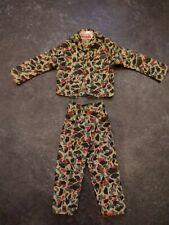 Action man Geyper Man Camouflage Uniform