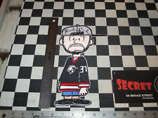 SIGNED KEVIN SMITH LARGE JERSEY PATCH BLOCKHEAD WITH COA