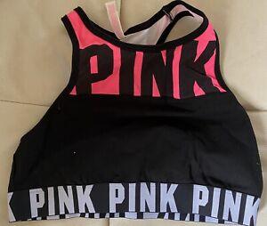 Pink Victoria Secret Top Medium