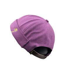 2126fe0c8a1dd Gorra Marinero Para Hombre Negro cráneo casquillo trabajador sailorcap  Rodado Puño brimless Sombrero