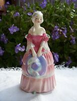 Rare Vintage Royal Doulton VERONICA Miniature figurine M64 made in 1937