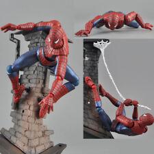 SpiderMan SCI-FI Revoltech Series No.039 Spider Man Action Figure Figma New