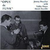 Jimmy Deuchar : Opus De Funk (CD) Jasmine Records 2001 Near Mint Cond. FREE POST