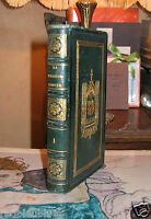 abbé Rohrbacher LA RELIGION méditée Tome 1 - 1852 Reliure Aux Armes plein Cuir