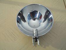 VINTAGE GRAFLEX CAMERA REFLECTOR 5 INCH PLUS ASSORTED WIRES