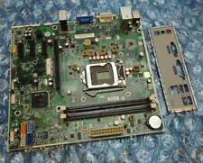 HP 642201-001 PRO 3300 SERIE Sff Scheda Madre Socket 1155 CON I/O Piastra Posteriore