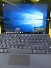 """Microsoft Surface 3 64GB Wi-Fi, 10.8"""" Tablet With keyboard inc VAT 009021251352"""