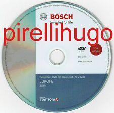 VW Blaupunkt Travelpilot EX-V (VX) Europe 2019 v17 (MFD2 DVD) TeleAtlas