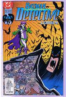 DETECTIVE #617, NM+, Batman, Alan Grant, 1990, Gotham City, more BM in store