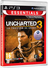 Juego Sony CEE PlayStation 3 Uncharted 3 la Traición de Drake Essentials ...
