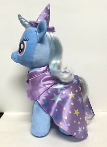 My Little Pony MLP G4 Friendship Is Magic Build A Bear Trixie Lulamoon Plush