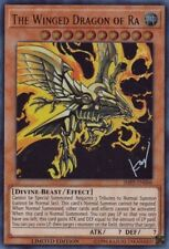 The Winged Dragon of Ra - JMPS-EN006 - Ultra Rare - Limited Edition x1 Moderate