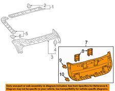TOYOTA OEM 10-15 Prius Liftgate Tailgate Hatch-Lower Trim Panel 6775047071C0