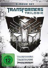 TRANSFORMERS - TRILOGÍA Parte 1 2 3 Michael Bay 3 Caja de DVD Edition Nuevo