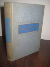 1st Edition AMPHITRYON 38 Jean Giradoux & S.N. Behrman FIRST PRINTING Play DRAMA
