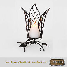 Wrought Iron Candle Holders & Accessories