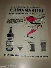 *18=CHINA MARTINI=1958=PUBBLICITA'=ADVERTISING=PUBLICIDAD=WERBUNG=