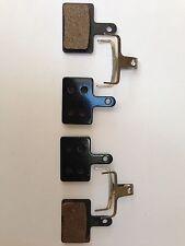 Shimano Deore Resin Brake Pads - M395 M446 M486 M485 M475 M525 M575 - 2 Pairs