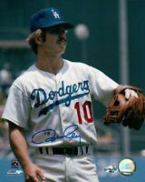 Ron Cey Signed 8X10 Photo Autograph Los Angeles Dodgers Warm Up Auto COA