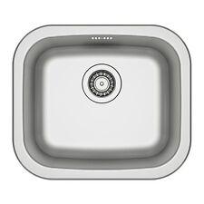 Küchenspüle+Siphon+Zub. ORIGINAL von IKEA Waschbecken Einbauspüle Spüle FYNDIG