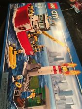 LEGO CITY Fire Boat 60109 Brand new Factory sealed