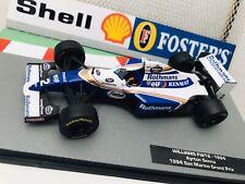 Ayrton Senna Full Upgraded Rothmans Williams FW16 1994 Additional F1 Collection