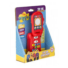 The Wiggles Flip and Learn Interactive Play Phone