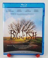 Big Fish (Blu-ray, 2003)